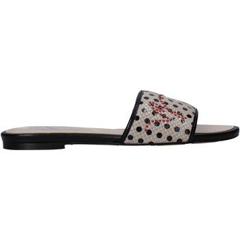 Pantofi Femei Papuci de vară Manila Grace S622LP Bej