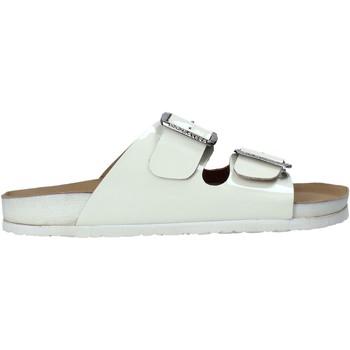 Pantofi Femei Papuci de vară Docksteps DSE105460 Alb