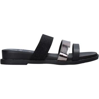 Pantofi Femei Papuci de vară Onyx S20-SOX713 Negru