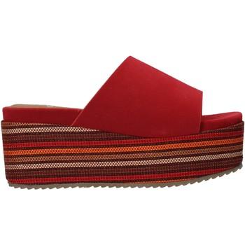 Pantofi Femei Papuci de vară Onyx S20-SOX751 Roșu