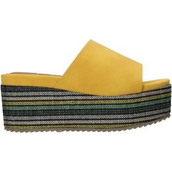 Pantofi Femei Papuci de vară Onyx S20-SOX751 Galben