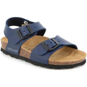 Pantofi Copii Sandale  Grunland SB1206 Albastru