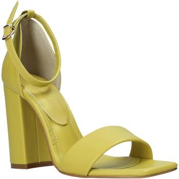 Pantofi Femei Sandale  Grace Shoes 018R001 Verde