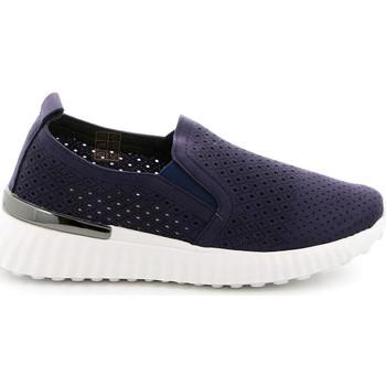 Pantofi Femei Pantofi Slip on Grunland SC5078 Albastru