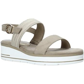 Pantofi Femei Sandale  Marco Tozzi 2-2-28771-26 Verde