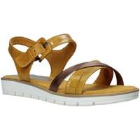 Pantofi Femei Sandale  Marco Tozzi 2-2-28607-26 Galben