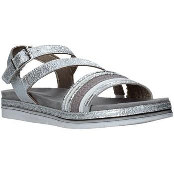 Pantofi Femei Sandale  Marco Tozzi 2-2-28627-26 Argint