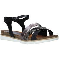 Pantofi Femei Sandale  Marco Tozzi 2-2-28410-26 Negru