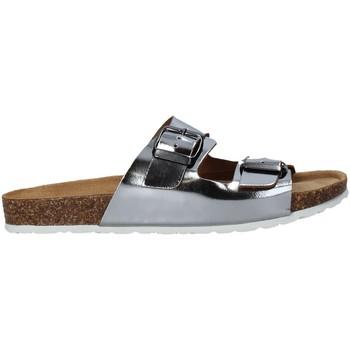 Pantofi Femei Papuci de vară Marco Tozzi 2-2-27405-26 Gri