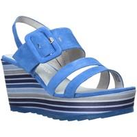 Pantofi Femei Sandale  Marco Tozzi 2-2-28336-26 Albastru
