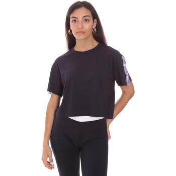 Îmbracaminte Femei Tricouri mânecă scurtă Colmar 8652 6SH Albastru