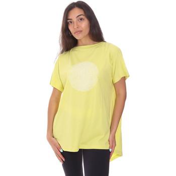 Îmbracaminte Femei Tricouri mânecă scurtă Colmar 8606 6SH Verde