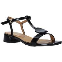 Pantofi Femei Sandale  Grace Shoes 971002 Negru