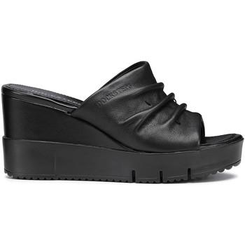 Pantofi Femei Papuci de vară Docksteps DSW952106 Negru