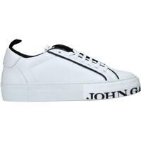 Pantofi Bărbați Pantofi sport Casual John Galliano 11012/CP C Alb