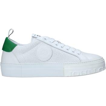 Pantofi Bărbați Sneakers John Galliano 11010/CP A Alb