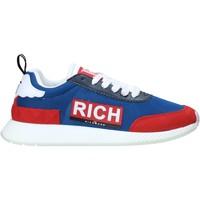 Pantofi Bărbați Sneakers John Richmond 1324 E Albastru