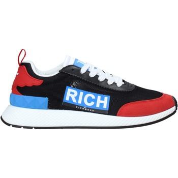 Pantofi Bărbați Sneakers John Richmond 1324 D Negru