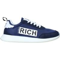 Pantofi Bărbați Pantofi sport Casual John Richmond 1323 C Albastru