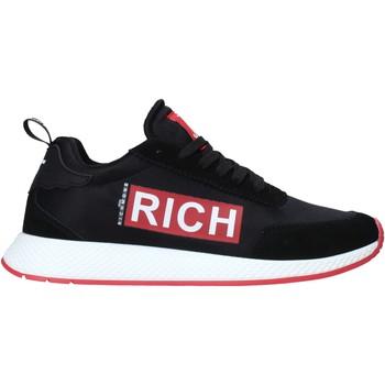 Pantofi Bărbați Sneakers John Richmond 1323 A Negru