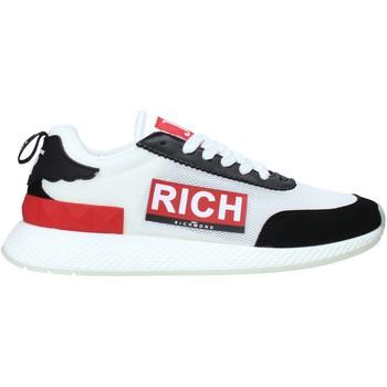 Pantofi Bărbați Sneakers John Richmond 1324 B Alb