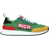 Pantofi Bărbați Sneakers John Richmond 1324 C Verde