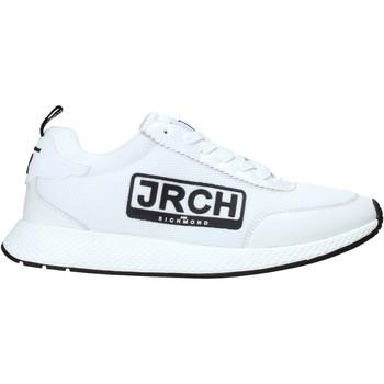Pantofi Bărbați Sneakers John Richmond 10132/CP A Alb