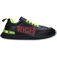 Pantofi Bărbați Sneakers John Richmond 201 A Negru