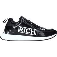Pantofi Bărbați Sneakers John Richmond 203 A Negru