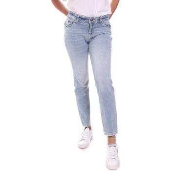 Îmbracaminte Femei Jeans drepti Gaudi 111BD26011 Albastru