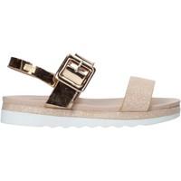 Pantofi Fete Sandale  Miss Sixty S20-SMS779 Roz