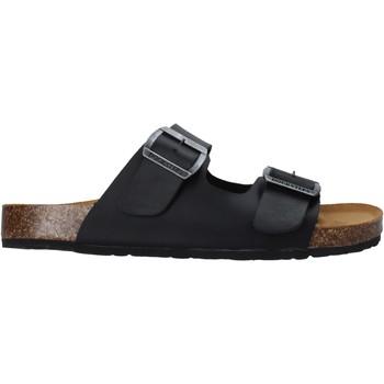 Pantofi Bărbați Papuci de vară Docksteps DSM228600 Negru