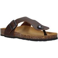 Pantofi Femei  Flip-Flops Docksteps DSW229001 Maro