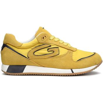 Pantofi Bărbați Sneakers Alberto Guardiani AGM003513 Galben