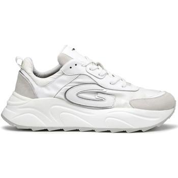 Pantofi Bărbați Sneakers Alberto Guardiani AGM003608 Alb