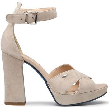 Pantofi Femei Sandale  Alberto Guardiani AGW002700 Bej
