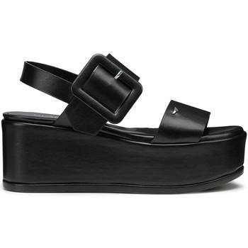 Pantofi Femei Sandale  Alberto Guardiani AGW003105 Negru