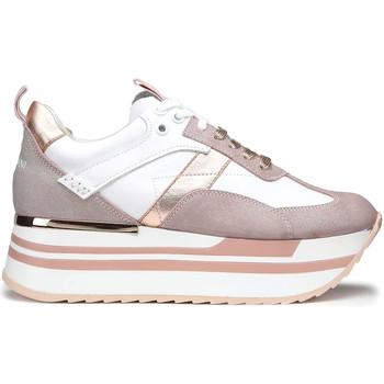 Pantofi Femei Pantofi sport Casual Alberto Guardiani AGW004302 Alb