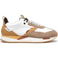 Pantofi Bărbați Pantofi sport Casual Alberto Guardiani AGU101061 Alb