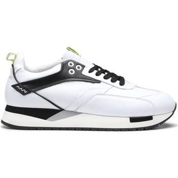 Pantofi Bărbați Pantofi sport Casual Alberto Guardiani AGU101155 Alb