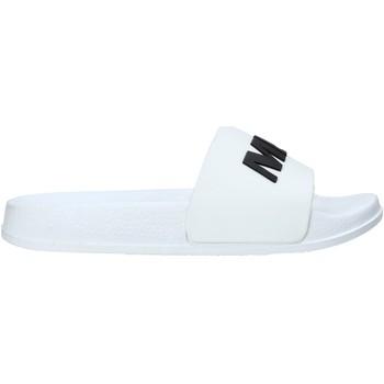 Pantofi Copii Papuci de vară Miss Sixty S20-SMS798 Alb