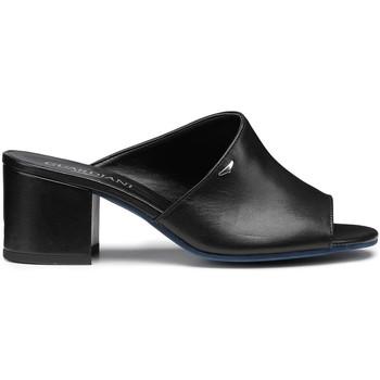 Pantofi Femei Papuci de vară Alberto Guardiani AGW003305 Negru