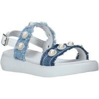 Pantofi Fete Sandale  Miss Sixty S20-SMS773 Albastru