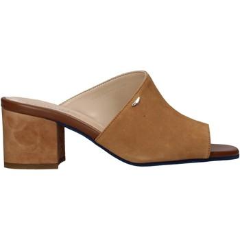 Pantofi Femei Papuci de vară Alberto Guardiani AGW003301 Maro