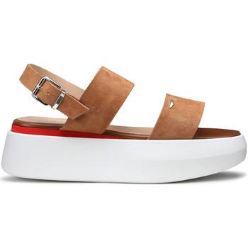 Pantofi Femei Sandale  Alberto Guardiani AGW004101 Bej