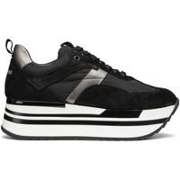 Pantofi Femei Pantofi sport Casual Alberto Guardiani AGW004303 Negru