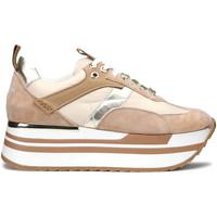 Pantofi Femei Sneakers Alberto Guardiani AGW004304 Bej