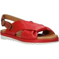 Pantofi Femei Sandale  Sshady L1403 Roșu