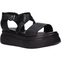 Pantofi Femei Sandale  Sshady L2204 Negru