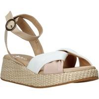 Pantofi Femei Sandale  Sshady L2401 Bej
